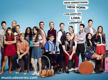Músicas primeira temporada de Glee