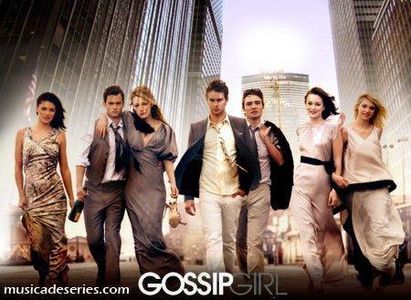 Músicas da terceira temporada de Gossip Girl