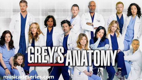 Músicas Segunda Temporada Grey's Anatomy