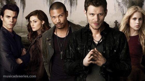 Músicas The Originals Temporada 3 Ep 18