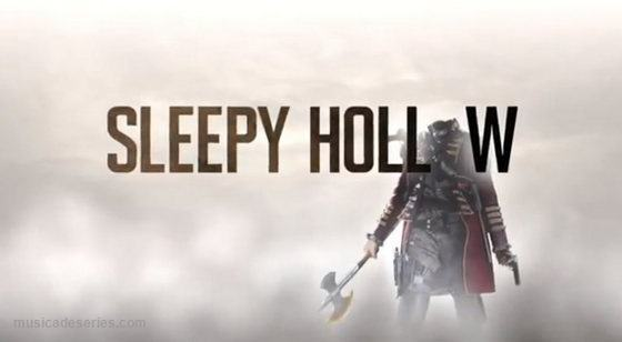 Músicas de Sleepy Hollow