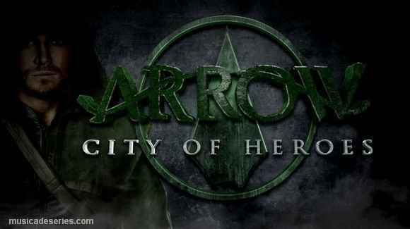 Arrow Temporada 4 Ep 8