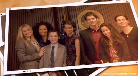 "The Fosters 3ª Temp Ep 7 ""Faith, Hope, Love"""