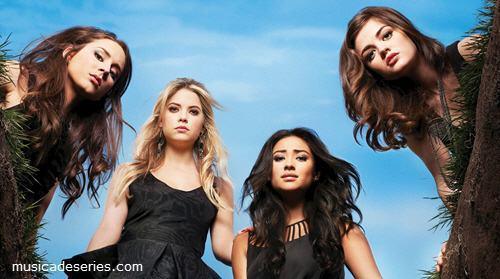 "Músicas Pretty Little Liars Temporada 7 Ep 17 ""Driving Miss Crazy"""