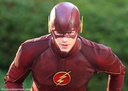 "The Flash 1ª Temp Ep 9 ""The Man In The Yellow Suit"""