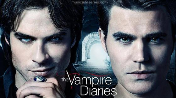 "Músicas Vampire Diaries Temporada 8 Ep 15 ""We're Planning a June Wedding"""