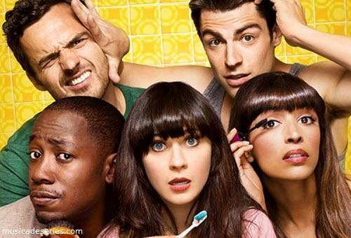 "Músicas New Girl Temporada 6 Ep 1 ""House Hunt"""