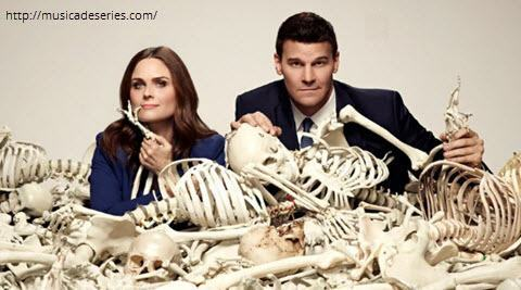 "Músicas Bones Temporada 12 Ep 9 ""The Steal in the Wheels"""