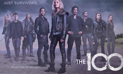 Músicas The 100 Temporada 6 Ep 1