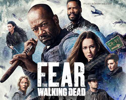 Músicas Fear TWD Temporada 5