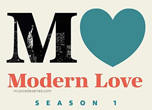 Músicas de Modern Love trilha sonora Amazon