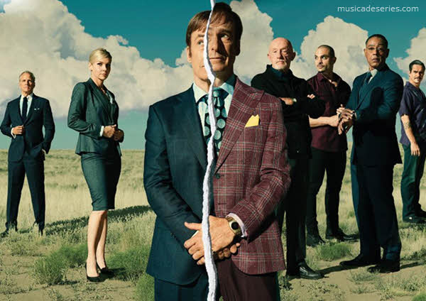 Músicas Better Call Saul Temporada 5 Ep 3